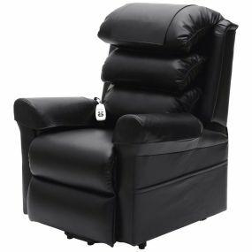 Walmesley Dual Motor Rise & Recliner Chair - PU