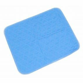 Washable Chair/Bed Pad - Blue