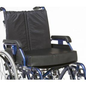 Wheelchair Memory Foam Cushion - Vinyl