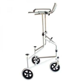 Wheeled Walker With Armrests
