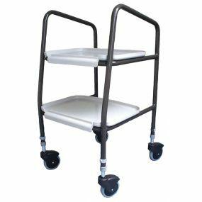 Height Adjustable Kitchen Trolley
