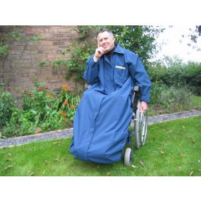 Warwick wheelchair mac - Spring Leaf Standard