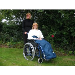 Windermere Warmer - Wheelchairs - XL (Navy)