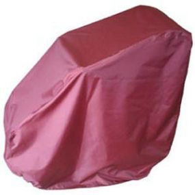 Wheelchair Unfolded Storage Cover - maroon