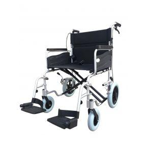 Lightweight Folding Aluminium Transit Wheelchair - 22
