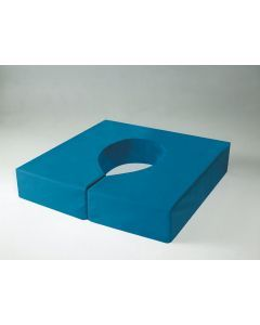 Luxury Commode Comfort Cushion - Spare Cover