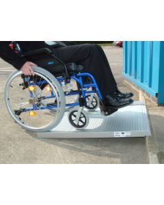 Aluminium Roll-Up Wheelchair / Scoooter Ramp - 3 Foot