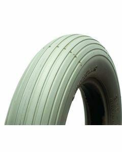 Cheng Shin - Pneumatic Grey Tyre (Pattern Rib C179) - Size: 280/250 x 4