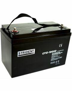Strident Mobility Battery AGM - 12V 100AH