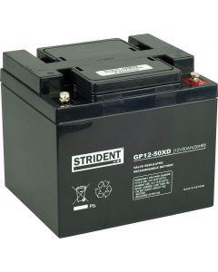 Strident Mobility Battery AGM - 12V 50AH