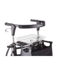 Dolomite Jazz 2 Rollator - Plastic Tray