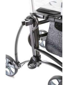 Dolomite Jazz 2 Rollator - Cane holder