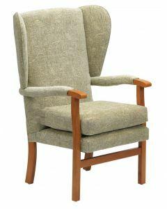 Jubilee High Seat Chair - Sage