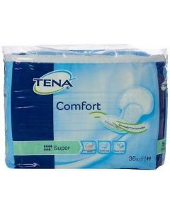 Tena Comfort Super - Pack of 36