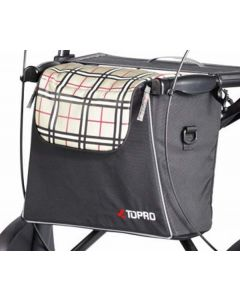 Topro Troja Shopping Bag - Tartan