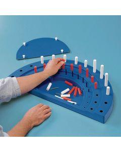 Rolyan Semi-Circular Peg Board