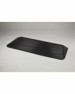 Rubber Threshold Ramp - 50mm (2
