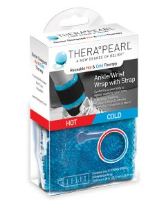 TheraPearl - Ankle/ Wrist Wrap (With Strap)