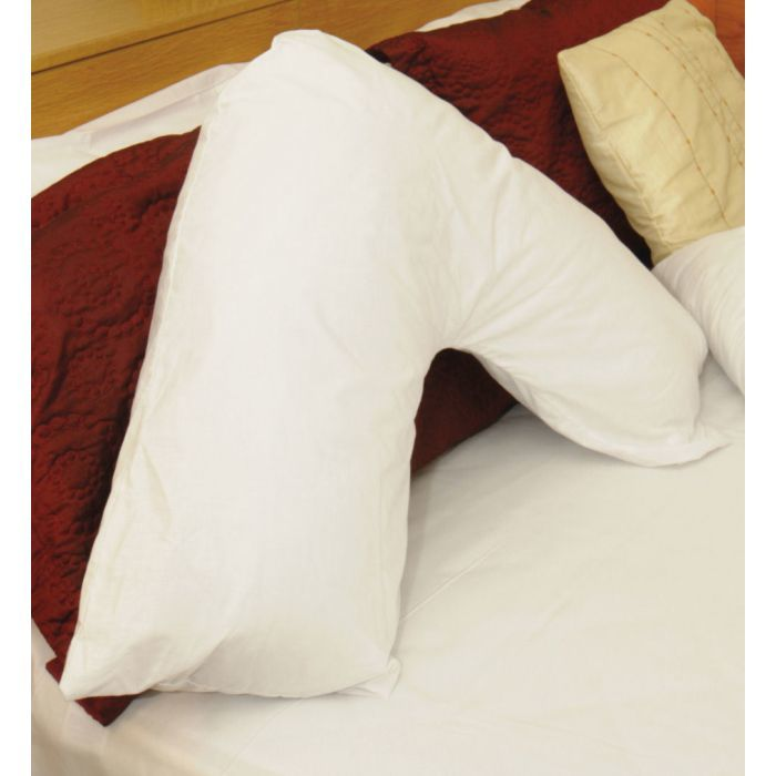 V Shaped Pillow | Change Mobility